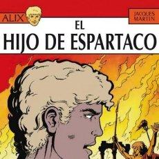 Cómics: ALIX Nº 12 EL HIJO DE ESPARTACO (JACQUES MARTIN) NETCOM2 - CARTONE - IMPECABLE - SUB01M. Lote 205824762