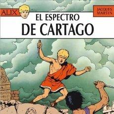 Cómics: ALIX Nº 13 EL ESPECTRO DE CARTAGO (JACQUES MARTIN) NETCOM2 - CARTONE - IMPECABLE - SUB01M. Lote 205825057
