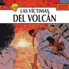 Cómics: ALIX Nº 14 LAS VICTIMAS DEL VOLCAN (JACQUES MARTIN) NETCOM2 - CARTONE - IMPECABLE - SUB01M. Lote 205825447