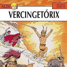 Cómics: ALIX Nº 18 VERCINGETORIX (JACQUES MARTIN) NETCOM2 - CARTONE - IMPECABLE - SUB01M. Lote 205826057