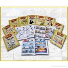 Cómics: CLASICOS EL JUEVES COMPLETA 12 TOMOS - IMPECABLE - SUB01M. Lote 205829521