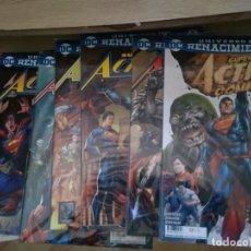 Cómics: COLECCIÓN SUPERMAN ACTION COMICS RENACIMIENTO COMPLETA. Lote 205829798