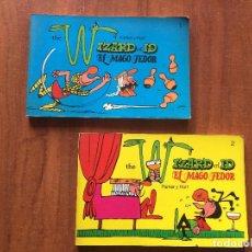 Cómics: THE WIZARD OF ID.EL MAGO FEDOR. Lote 205830302