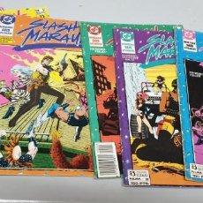 Cómics: SLASH MARAUD ¡ COMPLETA 6 NÚMEROS! / DC - ZINCO. Lote 205842065