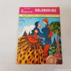 Cómics: REVISTA JUVENIL GOLONDRINA - TDKC21. Lote 206182580