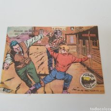 Cómics: REVISTA JUVENIL - WINCHESTER - PELIGRO DE MUERTE - ORO ESCONDIDO - TDKC21. Lote 206183123