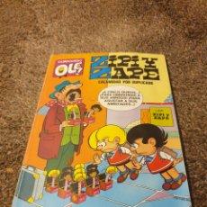 Cómics: COMICS ANTIGUO ZIPI Y ZAPE. Lote 206188565