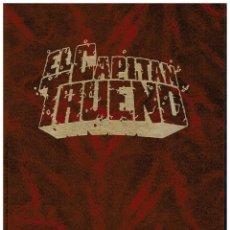 Cómics: EL CAPITAN TRUENO -EDICIÓN HISTÓRICA- COMPLETA. 18 TOMOS. ED. B,1987.. Lote 206208437