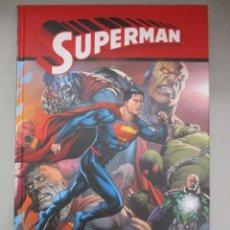 Cómics: SUPERMAN / RENACIDO - PARTE 1 / TAPA DURA / DC COMICS. Lote 206225295