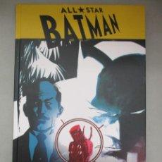 Cómics: ALL STAR BATMAN / EL PRIMER ALIADO - Nº3 / TAPA DURA / SCOTT SNYDER / DC COMICS. Lote 206225468