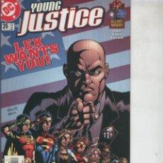 Cómics: YOUNG JUSTICE NUMERO 35: LEX WANTS YOU. Lote 206247778