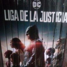 Cómics: COLECCIÓNABLE DC LA LIGA DE LA JUSTICIA 11 TOMOS DE 12. Lote 206257401