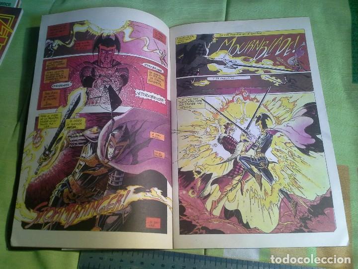 Cómics: comic elric de melnibone nº 6 por fin stormbriager año 1988 - michael moorcock´s , first tebeos s.a. - Foto 3 - 206262585