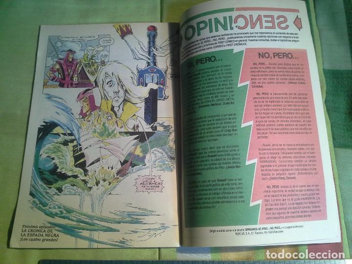 Cómics: comic elric de melnibone nº 6 por fin stormbriager año 1988 - michael moorcock´s , first tebeos s.a. - Foto 5 - 206262585