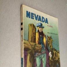 Cómics: NEVADA EL SOLITARIO Nº 1 / EDICIONES BOIXHER 1969. Lote 206263292