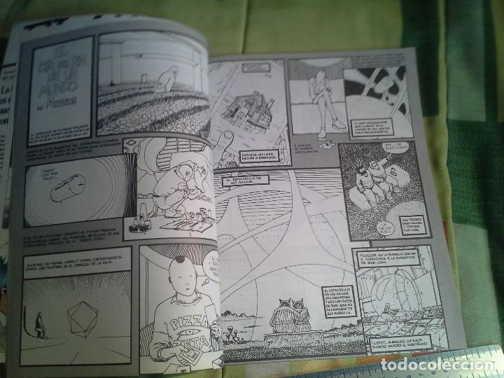 Cómics: comic metal hurlant nº 16 eurocomic s.a.tapa dura - Foto 5 - 206263611