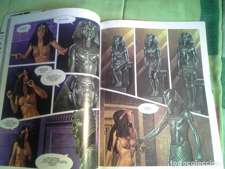 Cómics: comic metal hurlant nº 16 eurocomic s.a.tapa dura - Foto 7 - 206263611
