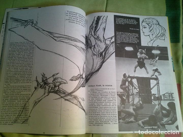 Cómics: comic metal hurlant nº 16 eurocomic s.a.tapa dura - Foto 8 - 206263611