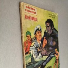 Cómics: EDICIÓN ESPECIAL AVENTURAS Nº 1: LAS TROMPETAS DE LA MUERTE / PRESIDENTE 1970. Lote 206269646