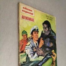 Cómics: EDICIÓN ESPECIAL AVENTURAS Nº 1: LAS TROMPETAS DE LA MUERTE / PRESIDENTE 1970. Lote 206269762