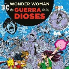 Cómics: WONDER WOMAN : LA GUERRA DE LOS DIOSES - ECC / DC / TAPA DURA / GEORGE PEREZ. Lote 206301527