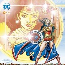 Cómics: WONDER WOMAN : RASTROS - ECC / DC / TAPA DURA / GRANDES AUTORES : GEORGE PEREZ. Lote 206302150