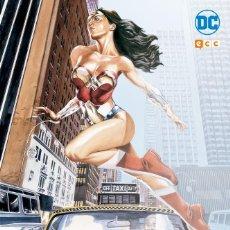 Cómics: WONDER WOMAN : REFLEXIONES - ECC / DC / TAPA DURA / GRANDES AUTORES : GREG RUCKA. Lote 206302313