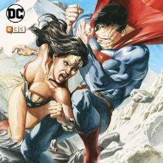 Cómics: WONDER WOMAN : SACRIFICIO - ECC / DC / TAPA DURA / GRANDES AUTORES : GREG RUCKA. Lote 206302423