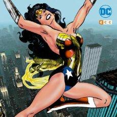 Cómics: WONDER WOMAN : EL JUICIO DE LOS DIOSES - ECC / DC / TAPA DURA / GRANDES AUTORES : JOHN BYRNE. Lote 206303265