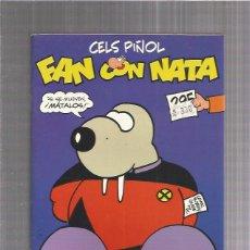 Cómics: FAN CON NATA. Lote 206304956