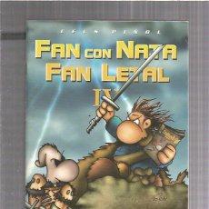 Cómics: FAN CON NATA IV. Lote 206305046