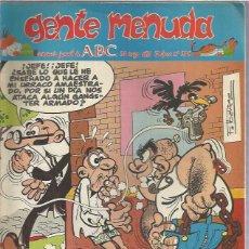 Cómics: GENTE MENUDA. Lote 206306032
