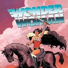 Cómics: WONDER WOMAN : CARNE - ECC / DC / TAPA DURA / BRIAN AZZARELLO Y CLIFF CHIANG. Lote 206306145