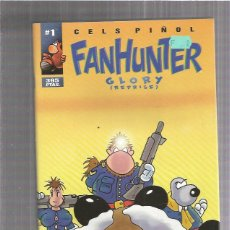 Cómics: FANHUNTER GLORY. Lote 206306182