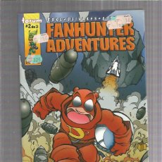 Cómics: FANHUNTER ADVENTURES 2. Lote 206306206