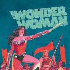 Cómics: WONDER WOMAN : HUESOS - ECC / DC / TAPA DURA / BRIAN AZZARELLO Y CLIFF CHIANG. Lote 206306317