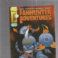 Cómics: FANHUNTER ADVENTURES 3. Lote 206306320