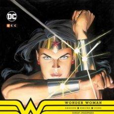 Cómics: WONDER WOMAN : AMAZONA, HEROINA, ICONO - ECC / DC / TAPA DURA. Lote 206306462