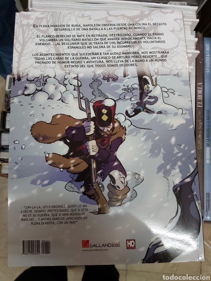 Cómics: La sombra del Aguila en comic, Arturo Pérez Reverte - Foto 2 - 267702519
