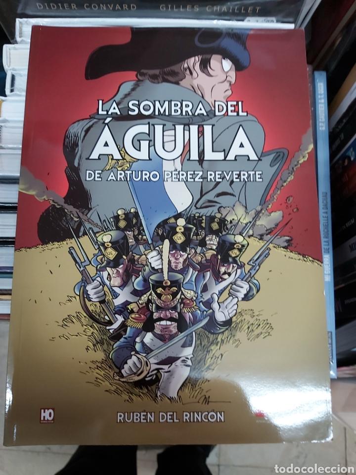 LA SOMBRA DEL AGUILA EN COMIC, ARTURO PÉREZ REVERTE (Tebeos y Comics - Comics otras Editoriales Actuales)