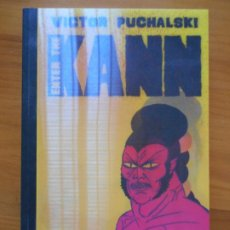 Cómics: ENTER THE KANN - VICTOR PUCHALSKI (7W). Lote 206335415