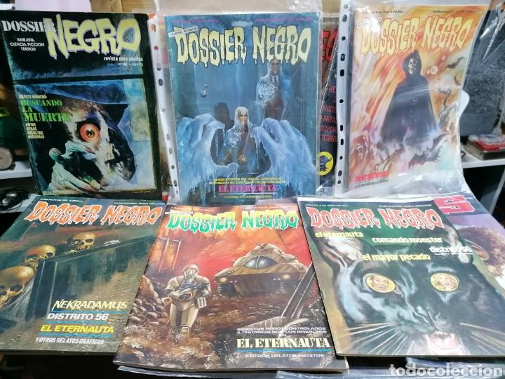 Cómics: Lote de 14 cómics , Dossier Negro, SOS ENVIO GRATUITO - Foto 2 - 206418333