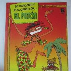 Cómics: COMIC DE VACACIONES Y EN EL CURRO CON...EL PUTON ROBERTA GREGORY FANTAGRAPHICS BOOKS. Lote 206447447