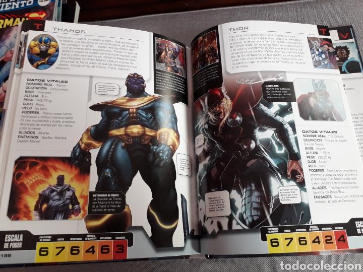Cómics: Vengadores. Guía de personajes definitiva. 236 pag. Tapa dura - Foto 2 - 206448451