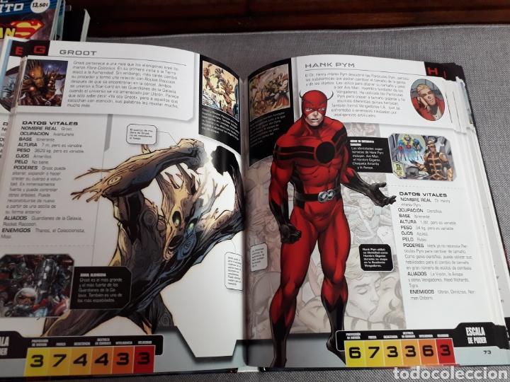 Cómics: Vengadores. Guía de personajes definitiva. 236 pag. Tapa dura - Foto 3 - 206448451
