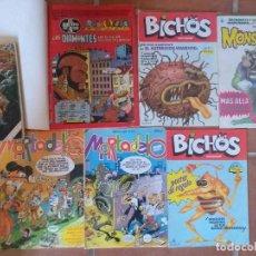 Cómics: LOTE DE CÓMIC ANTIGUOS.. Lote 206451425