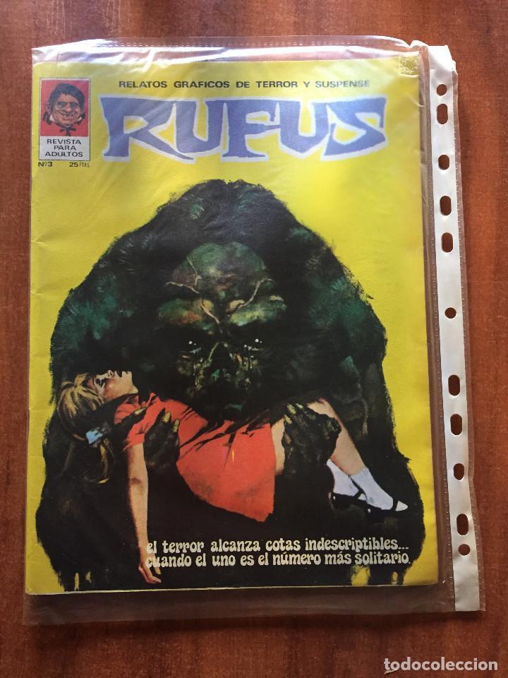 RUFUS (Tebeos y Comics Pendientes de Clasificar)