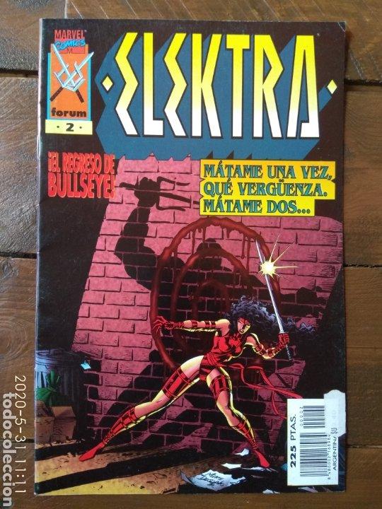 Cómics: Elektra n. 2, n. 3 y n. 5 - Foto 2 - 132105946