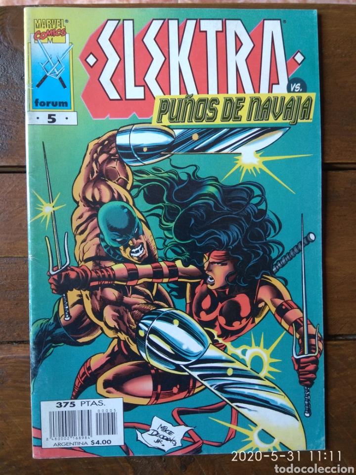 Cómics: Elektra n. 2, n. 3 y n. 5 - Foto 4 - 132105946