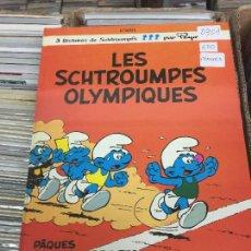 Cómics: DUPUIS HISTOIRES DE SCHTROUMPFS TOMO 11 BUEN ESTADO. Lote 206525738